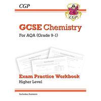CGP GCSE Chemistry Grade 9-1: Exam Practice Workbook