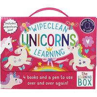 Wipeclean Learning - Unicorns
