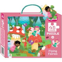 Flying Fairies 45 Piece Jigsaw Puzzle