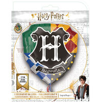 27 Inch Harry Potter Emblem Super shape Helium Balloon