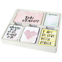 American Crafts: Project Life Inspire 616 Piece Card Kit