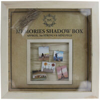Memories Shadow Box