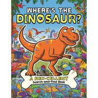 Where's The Dinosaur?