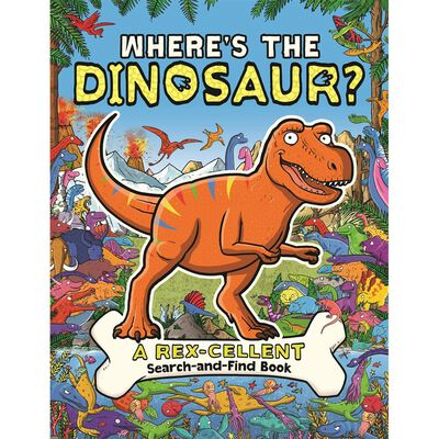 Where's The Dinosaur? image number 1