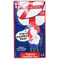 England Design Football Fan