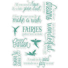 Natures Garden Fairy Garden Acrylic Stamp - Fairy Fables image number 2