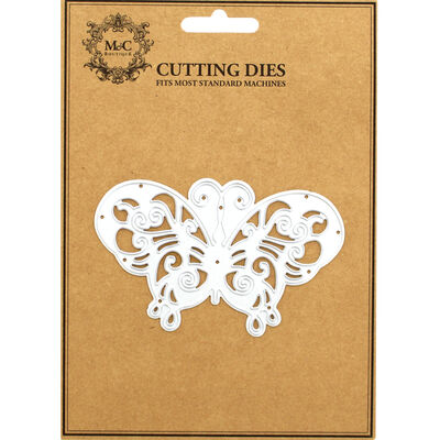 Butterfly Metal Cutting Die image number 1