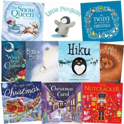 Our Festive Favourites: 10 Kids Picture Books Bundle