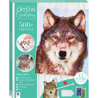 Crystal Creations: Wolf Edition