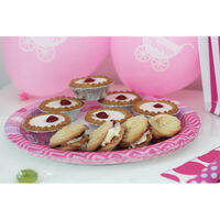 Its a Girl Baby Shower Paper Plates - Pack of 8