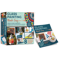 Glass Painting Made Easy Kit