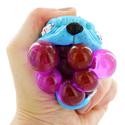 Bubble Mouth Monster Squishy - Assorted image number 4