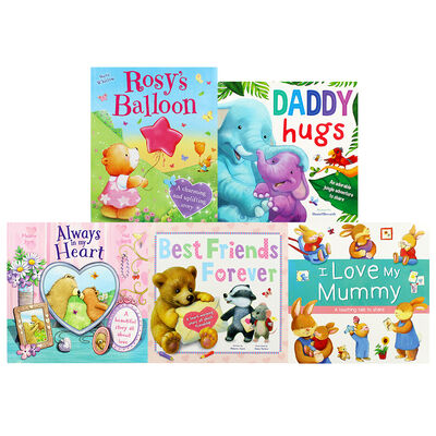 Lovely Reading: 10 Kids Picture Books Bundle image number 2