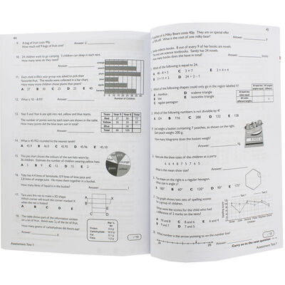 CGP 11+ Maths: Practice Books with Assessment Tests image number 2