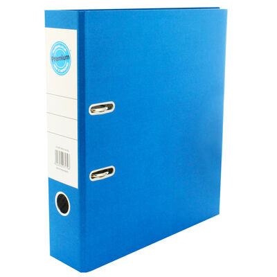 A4 Blue Lever Arch File image number 1