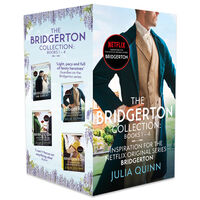 The Bridgerton Collection Books 1-4 Box Set