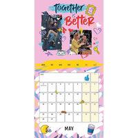 Official Friends 2022 Square Calendar