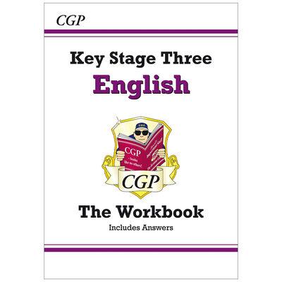 KS3 English: The Workbook image number 1
