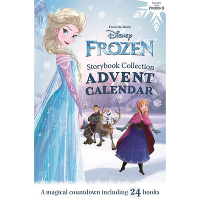 Disney Frozen Storybook Collection: Advent Calendar image number 1