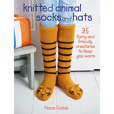 Knitted Animal Socks and Hats image number 1