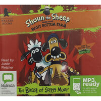 Shaun the Sheep The Best of Soggy Moor: MP3 CD