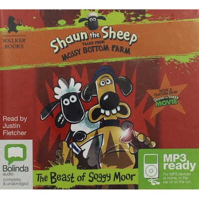 Shaun the Sheep The Best of Soggy Moor: MP3 CD image number 1