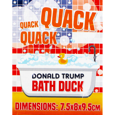 Donald Trump Bath Duck image number 4