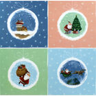 At Home with Santa Paper Pack - 12x12 Inch image number 3