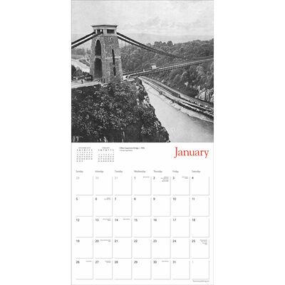 Bristol Heritage 2020 Wall Calendar image number 2