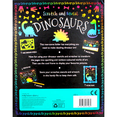 Scratch and Reveal: Dinosaurs image number 4