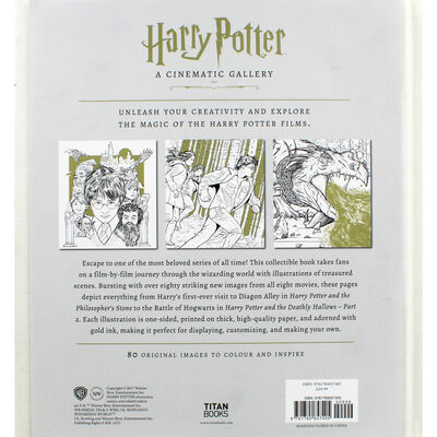 Harry Potter: A Cinematic Gallery image number 4