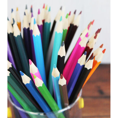 Colour Pencils - Pack Of 15 image number 3