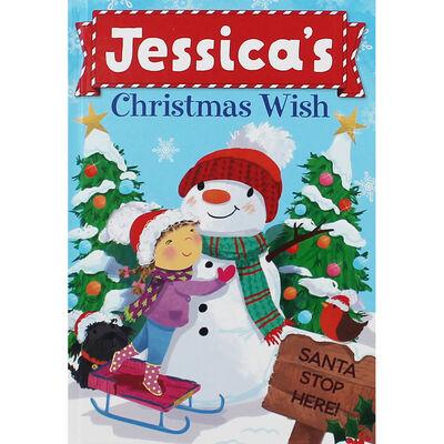 Jessica's Christmas Wish image number 1