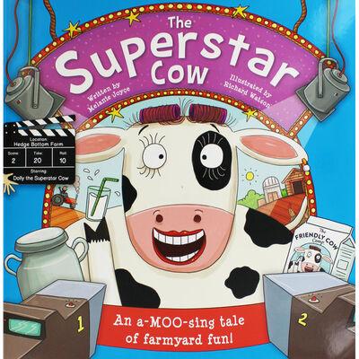Superstar Cow image number 1