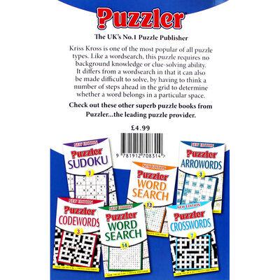 Puzzler Kriss Kross: Volume 3 image number 3