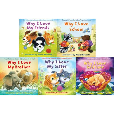 Why I Love: 10 Kids Picture Books Bundle image number 3