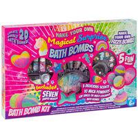Make Your Own Magical Surprise Bath Bomb Kit