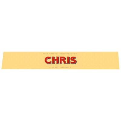 Toblerone Milk Chocolate 100g – Chris image number 1