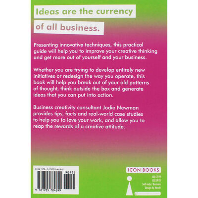 Build Your Business On Ideas: A Practical Guide to Business Creativity image number 2