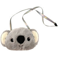 Fluffy Koala Bag
