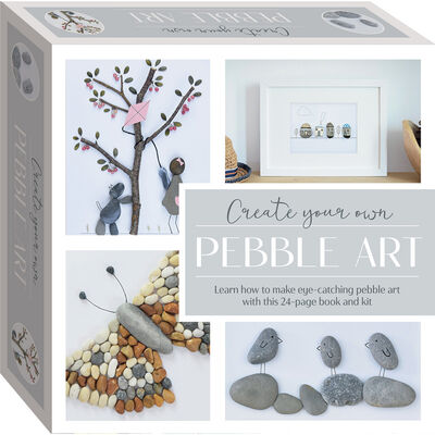 Create Your Own Pebble Art image number 1