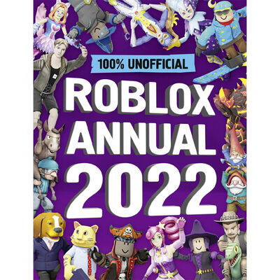 Unofficial Roblox Annual 2022 image number 1
