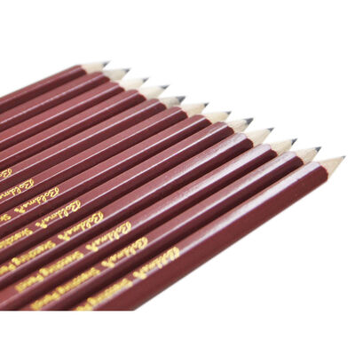 Sketching Pencils - Pack Of 12 image number 2