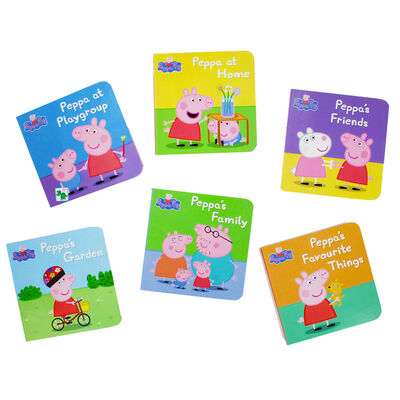 Peppa Pig: Little Library image number 2
