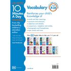 10 Minutes a Day Vocabulary Ages 7-11 Key Stage 2 image number 3