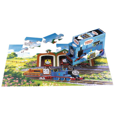 Thomas & Friends 24 Piece Giant Floor Jigsaw Puzzle image number 2