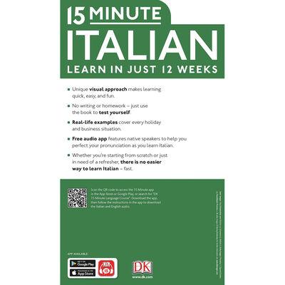 DK 15 Minute Italian image number 3