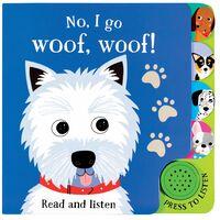 Woof Woof Sound Board Book