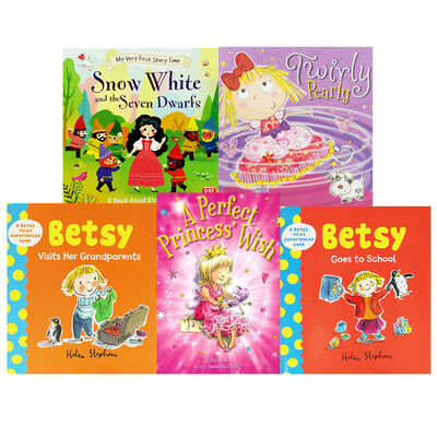 Girlie Fun - 10 Kids Picture Books Bundle image number 2