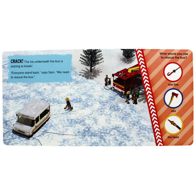 Fireman Sam: The Pontypandy Winter Rescue image number 2